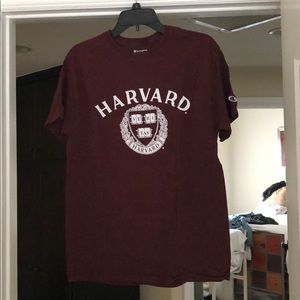 Harvard University Champion T-shirt